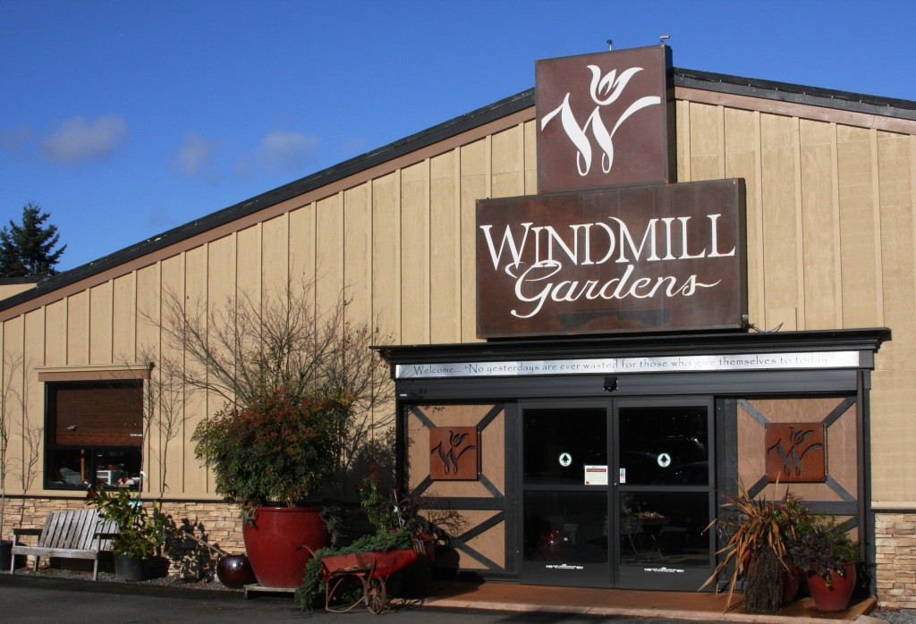 Windmill Gardens in Sumner, Washington